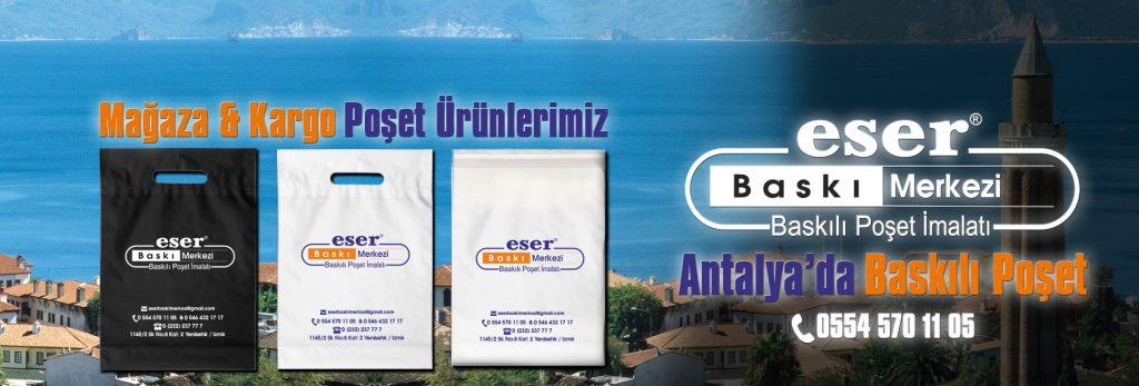Antalya Poşet Baskı